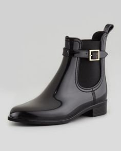 X1Q0R Jimmy Choo Jai Short Rain Boot