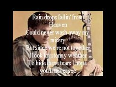 """Crying In The Rain"" By: The Everly Brothers (Lyrics) - YouTube"