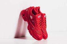 2b3228b98 raf-simons-adidas-ozweego-ii-red-1