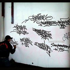 check out the lineup! via Totem2 (@mistertotem2). #totem2 #handstyle #graffiti //follow @handstyler on Instagram