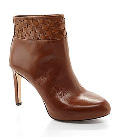 Antonio Melani Gloryanne Braided Booties #Dillards