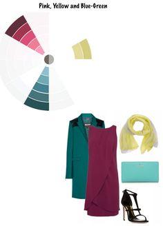 Colores en trio