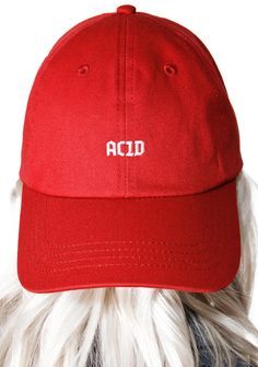 CRSHR Acid Dad Hat