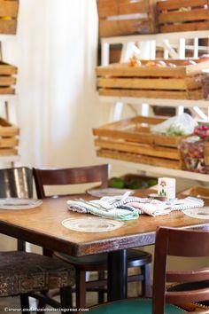 Andalusian auringossa - viini, matka- ja ruokablogi: Machneyuda - hullunhyvä ravintolalöytö Jerusalemissa
