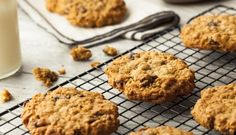 Oatmeal Cookies recept | Smulweb.nl