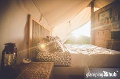 Rumbo a Camp Ribbonwood de la mano de Glamping Hub