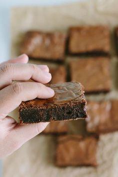 O melhor brownie do mundo Mais