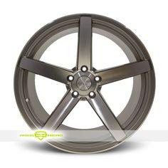 Drive Concept Concave 10 Gunmetal Wheels For Sale - For more info: http://www.wheelhero.com/customwheels/Drive-Concept/Concave-10-Gunmetal