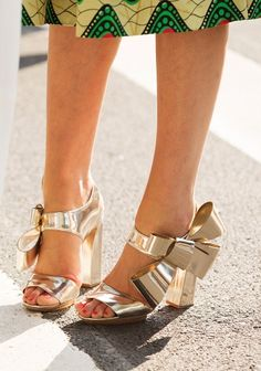 The BEST pairs of shoes spotted on the streets of NYC
