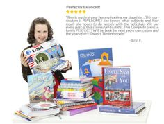 Complete Homeschool Curriculum Packages - Full Year Homeschool Curriculum in Minutes