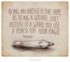 """Using words is the same as being a wizard. I think """"magic"""" is no exaggeration for the energies in words! Great Quotes, Quotes To Live By, Me Quotes, Inspirational Quotes, Magic Quotes, Writer Quotes, Motivational Sayings, Qoutes, Art Room Posters"""