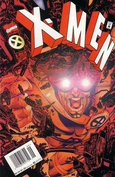 Cyclops - Seeing Red - Anger Management - Eyes Of Fury - Destruction - Andy Kubert