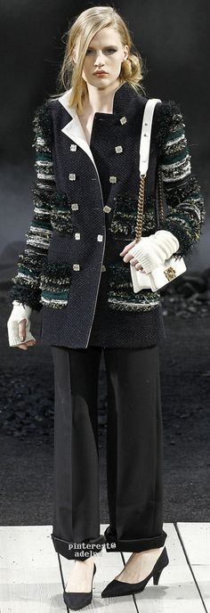Chanel, Autumn/Winter 2011, Ready-to-Wear