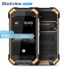Blackview BV6000S Mobile phone 4.7 inch 1280x720 HD MT6737T Quad Core Android 6.0 2GB RAM 16GB ROM 8MP 4G LTE Waterproof IP68 #clothing,#shoes,#jewelry,#women,#men,#hats,#watches,#belts,#fashion,#style