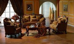 Exotic Furniture Sofa Sets