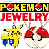 ►► POKEMON JEWELRY ►► Jewelry Secrets