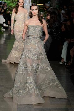 Daily Pleasures: Elie Saab Haute Couture | Spring 2015 Collection