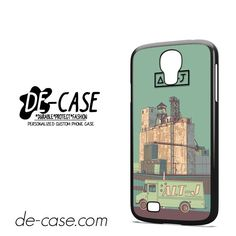 ALT-J Album Cover DEAL-664 Samsung Phonecase Cover For Samsung Galaxy S4 / S4 Mini