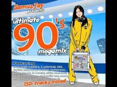 The Ultimate 90s Dance Megamix (Part 4 of 4) by Samus Jay - http://music.onwired.biz/pop-popular-music-videos/the-ultimate-90s-dance-megamix-part-4-of-4-by-samus-jay/