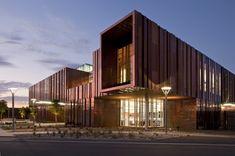 bibliotecas modernas arquitectura interior - Buscar con Google