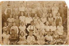 West Kentucky Genealogy: 1938 Bandana School, Ballard County, Kentucky