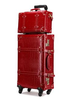 Dongguan classic men leather suitcase/vintage style suitcases ...