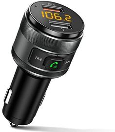 Amazon.com: IMDEN Bluetooth 5.0 FM Transmitter for Car, 3.0 Wireless Bluetooth FM Radio Adapter Music Player FM Transmitter/Car Kit with Hands-Free Calling and 2 USB Ports Charger Support USB Drive: Electronics Radios, Bluetooth Car Kit, Receptor, Usb Drive, Hd 1080p, Hands, Amazon, Music, Shopping Stores