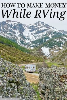 How To Make Money While Traveling - How To Make Money On The Road. Did you know that it is possible to make money while traveling? Yes, it is! Here are my tips on how to make money on the road and RV full-time.