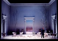 Opera Australia. Wether. Scenic design by Michael Yeargan. 2007