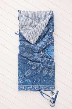 Plum & Bow Goa Medallion Sleep Sack - Urban Outfitters