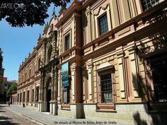 Un vistazo al Museo de Bellas Artes de Sevilla. http://arteole.com/blog/un-vistazo-al-museo-de-bellas-artes-de-sevilla/