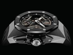 Royal Oak Concept Flying Tourbillon GMT - Ref. 26589IO.OO.D002CA.01 Royal Oak, Audemars Piguet, Contemporary Architecture, Rolex Watches, Concept, Accessories, Collection, Modernism