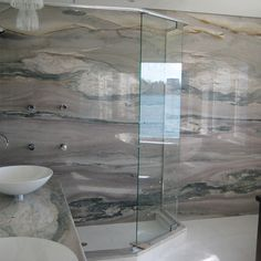 Genial Granite Slab Walls Design Ideas, Pictures, Remodel, And Decor