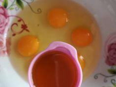 Foto del paso 2 de la receta Pan de Linaza al Horno/Método Grez/ Cetogénica /Keto Keto, Eggs, Pudding, Breakfast, Desserts, Food, Mary, Flaxseed Muffins, Easy Recipes