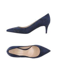 LERRE Women's Pump Dark blue 8 US