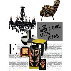 I'd love to do a room inspired by Art Deco!