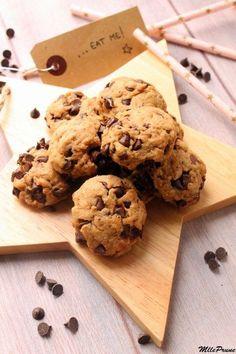Cookies vegan ! (+ lait de noisettes maison avec Soyabella) | MllePrune