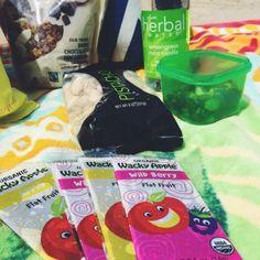 explore healthy travel snacks