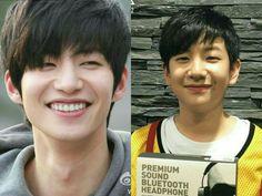 Lee Woojin look alike Song Jae Rim