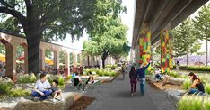 the underline will transform miami's metropath into a 10-mile-long park