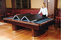 Fitted Billiard / Pool Table Covers & Dining Inserts BilliardFactory.com