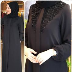Beautiful handwork abaya.  #abayafashion #abayastyle #abayas #abaya #myabaya #abayadubai #abayasaudi #abayamurah #abayahitam…