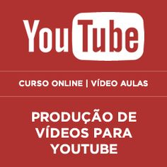 Aprenda os conceitos e práticas necessárias para produzir vídeos para o Youtube. Aprenda a trabalhar com as ferramentas essenciais como Adobe Premiere, Adobe After Effects, Adobe Audition, Adobe Illustrator e ainda veja como criar, customizar e monetizar canais no Youtube.