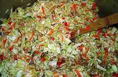 Canned Coleslaw?! | Farm Bell Recipes