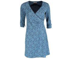 SORGENFRI Dress Jurk Pia Teal  www.lesjalerie.nl  Le Sjalerie Mode & Accessoires  Kerkbuurt 77 3361BD Sliedrecht