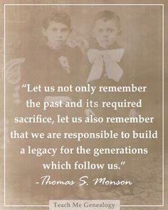Best family history quotes genealogy so true 45 Ideas Family Tree Quotes, Family History Quotes, Quotes About History, Lds Quotes, Great Quotes, Inspirational Quotes, Mormon Quotes, Vinyl Quotes, True Quotes