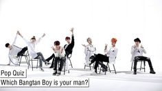 Pop Quiz: Which Bangtan Boy is your man? | http://www.allkpop.com/article/2015/05/pop-quiz-which-bangtan-boy-is-your-man