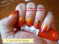#31dc2013 » Recap della prima fase – I colori | » Cookies, tea & make-up
