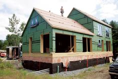 If you're dreaming of a home that's the ultimate in energy efficiency, take a look at the Passive House standard.