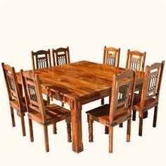 08aeae435b47 Arabia Expandable - Capra 4 Seater Dining Table Set (Teak Finish ...